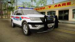 Ford Explorer 2016 YRP для GTA San Andreas