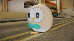 Pokémon SM - Rowlet