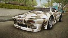 GTA 5 Ocelot Ardent PJ3 для GTA San Andreas