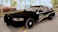 Ford Crown Victoria Central City Police