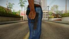 Glock 17 Blank Sight для GTA San Andreas
