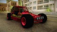 Dune FAV DLC GunRunning для GTA San Andreas