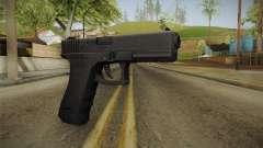 Glock 18 для GTA San Andreas