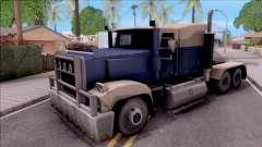 Custom Roadtrain для GTA San Andreas