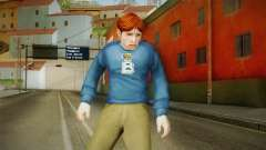 Dan Wilson from Bully Scholarship для GTA San Andreas
