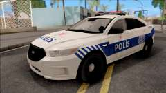 Ford Taurus Turkish Security Police