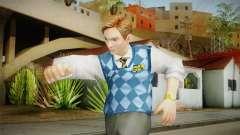 Bryce from Bully Scholarship для GTA San Andreas