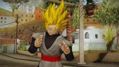 DBX2 - Goku Black SSJ2 v2