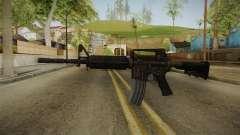 Colt M4A1 Rusty