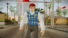 Bif Taylor from Bully Scholarship для GTA San Andreas