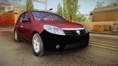 Dacia Sandero Stepway 2011 для GTA San Andreas