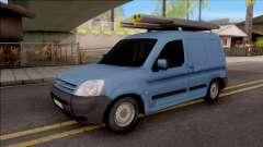 Citroen Berlingo Mk2 Van для GTA San Andreas