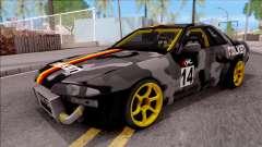 Nissan Skyline R32 Drift Falken Germany v3 для GTA San Andreas