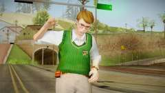 Earnest Jones from Bully Scholarship для GTA San Andreas