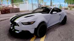 Ford Mustang 2015 Need For Speed Payback Edition