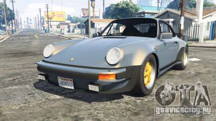 Porsche 911 Turbo 3.3 (930) 1982 [add-on] для GTA 5
