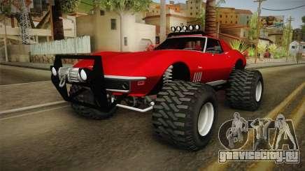 Chevrolet Corvette C2 Stingray Off Road для GTA San Andreas