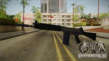 FN FAL Short Barrel для GTA San Andreas
