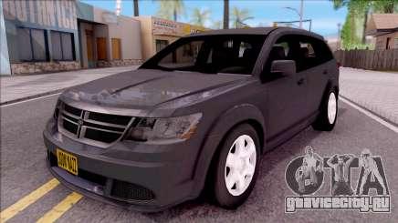 Dodge Journey 2009 для GTA San Andreas