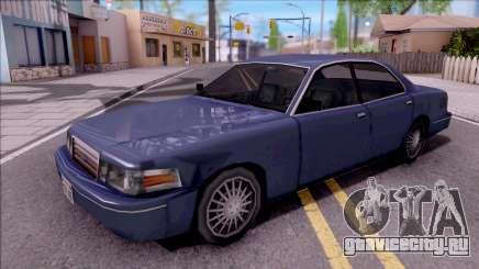 "Merit CV ""SA Style Ford Crown Victoria"" для GTA San Andreas"