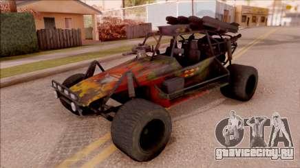 Chenowth FAV from Mercenaries 2: World in Flames для GTA San Andreas