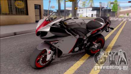 Yamaha YZF-R1 Stickers для GTA San Andreas