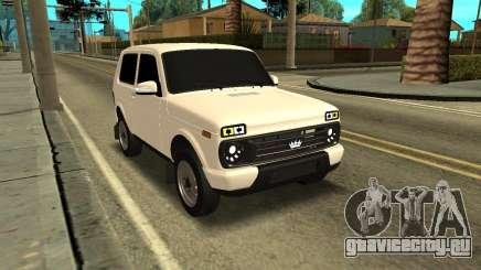Niva Urban Armenia для GTA San Andreas