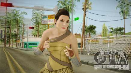 Wonder Woman (Amazon) from Injustice 2 для GTA San Andreas