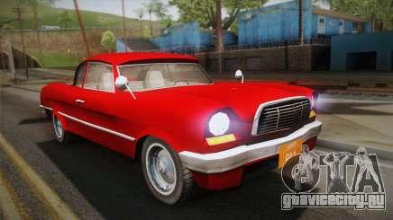 Driver: PL - Namorra для GTA San Andreas