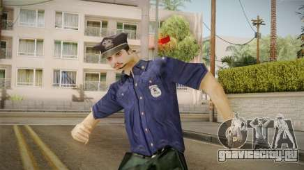 Driver PL Police Officer v2 для GTA San Andreas