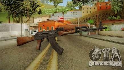 AKM Assault Rifle v1 для GTA San Andreas