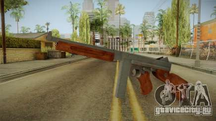 Thompson M1A1 для GTA San Andreas