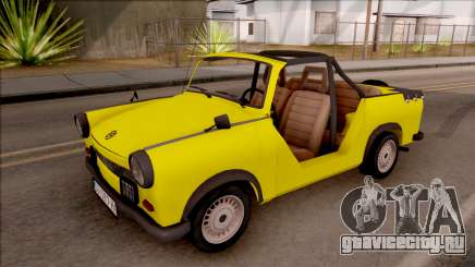 Trabant 601 Kübelwagen для GTA San Andreas
