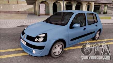 Renault Clio v2 для GTA San Andreas