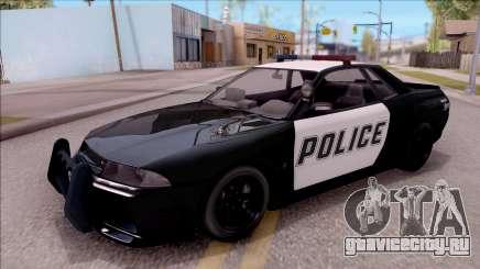 GTA V Annis Elegy Retro Interceptor для GTA San Andreas