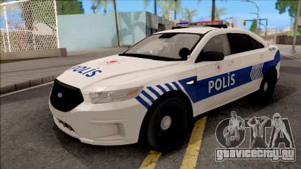 Ford Taurus Turkish Security Police для GTA San Andreas
