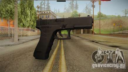 Glock 17 3 Dot Sight Blue для GTA San Andreas
