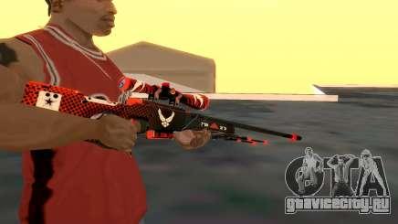 AWP Alliance для GTA San Andreas
