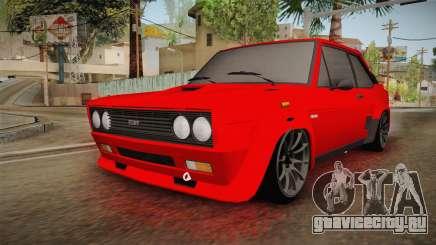Fiat 131 Abarth для GTA San Andreas
