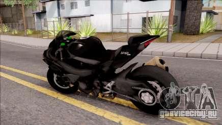 Kawasaki Ninja H2 2017 для GTA San Andreas