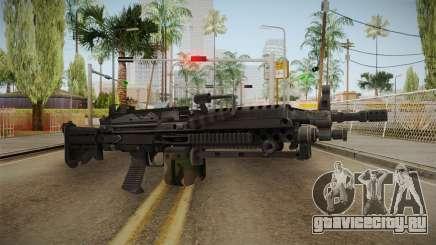 M249 Light Machine Gun v3 для GTA San Andreas