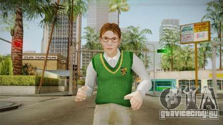 Donald Anderson from Bully Scholarship для GTA San Andreas