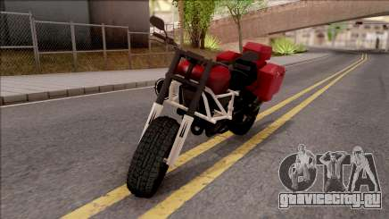 FCR 900 X Adventure для GTA San Andreas