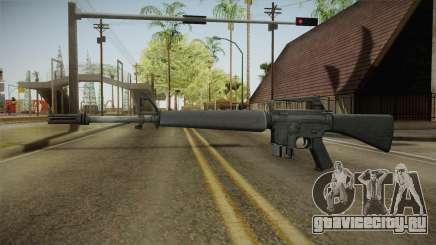 M16 Assault Rifle для GTA San Andreas