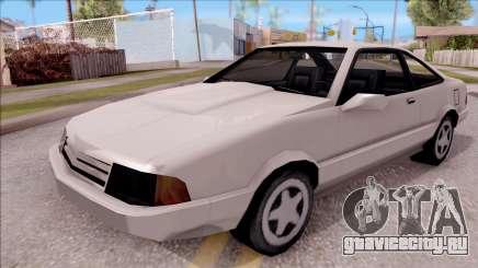 Beta Cadrona для GTA San Andreas