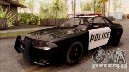 GTA V Annis Elegy Retro Interceptor IVF для GTA San Andreas