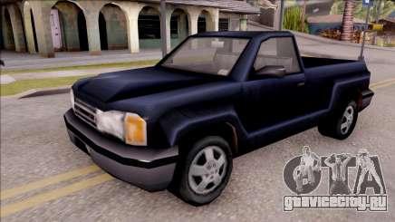 Bobcat from GTA 3 для GTA San Andreas