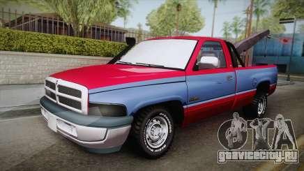 Dodge Ram 2500 Towtruck для GTA San Andreas