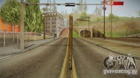 Silent Hill Downpour - Stick SH DP для GTA San Andreas второй скриншот
