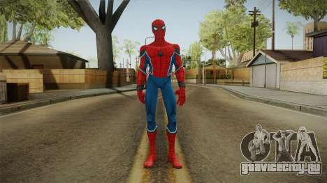 Marvel Contest Of Champions - Spider-Man для GTA San Andreas второй скриншот